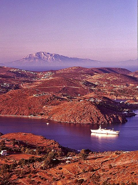 Small yet absolutely beautiful, the island of #Patmos is ideal for a relaxing #holiday. #Greece #summerholidays