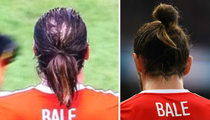 21++ Bale bald ideas