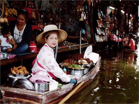 Thai Street Food- Bangkok