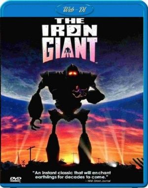 Стальной Гигант / The Iron Giant (1999) #мульт, #онлайн, #HD, #мультфильм, #робот
