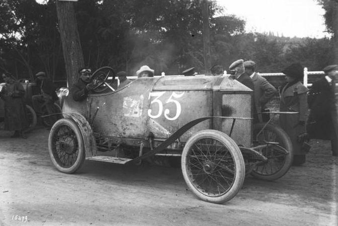 1909 Laurin & Klement type FCR - Skoda - Skoda Auto