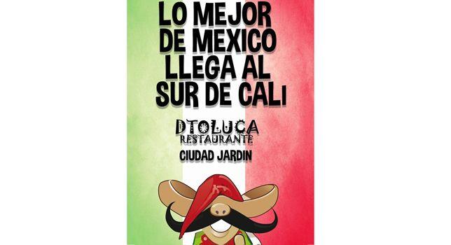 El Mejor restaurante en Cali de Comida Mexicana