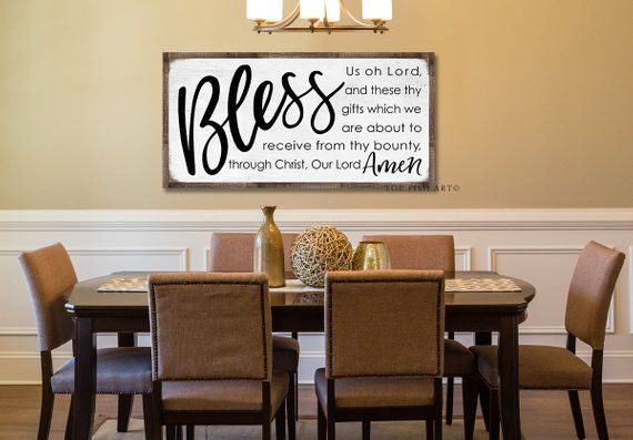 EAT COLLAGE Kitchen Dining Room Wall Art Decal Words Lettering Decor 20 x 24