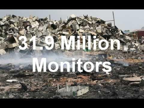 e-Waste: A Global Time Bomb