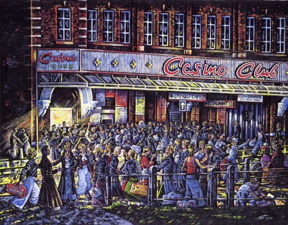 I'm On My Way - Wigan Casino print...