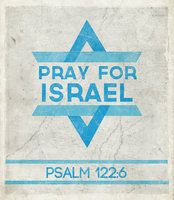 Pray for Israel by ~Blugi on deviantART