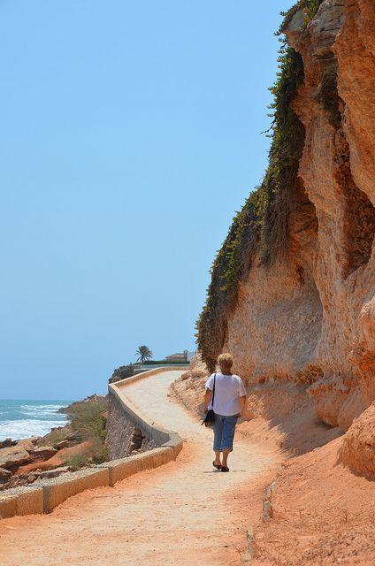 Paseo marítimo entre La Zenia y Cabo Roig #Alicante #Spain