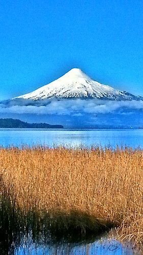 Puerto Octay, Volcán Osorno, Chile