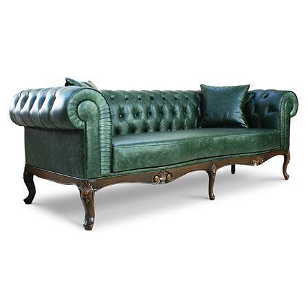 Más De 25 Ideas Increíbles Sobre Green Leather Sofas En Pinterest
