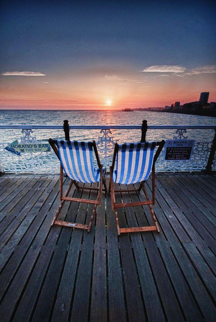 Brighton Pier, Sussex. www.full-filled.co.uk  #england #beach #pier #seaside #holidays