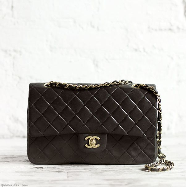 The Chanel Bag. You will be mine someday. Oh yes, you will be mine.