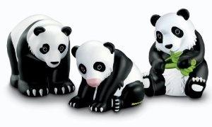Mainan Mobil Mobilan - Fisher-Price Little People Zoo Talkers Panda Bears Family Pack   Pusat Mainan Bayi Terbesar dan Terlengkap Se indonesia