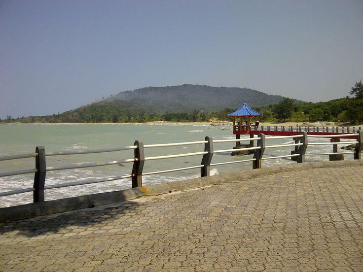 Tanjung pesona, Bangka