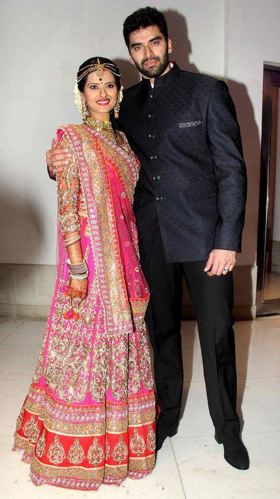 Kratika Sengar weds Nikitin Dheer