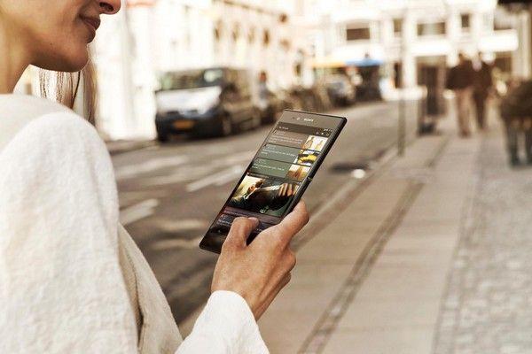 SONY XPERIA Z ULTRA – ТЕЛЕФОН РАЗМЕРОМ С КНИГУ. (6 ФОТО)  Сейчас же тенденции прямо противоположны. И крупнейшие мировые производители соревнуются между собой, кто создаст самый большой и производительный смартфон. Сейчас в этой странной гонке вырвалась вперед компания Sony, представившая аппарат Xperia Z Ultra с диагональю экрана 6.44 дюйма.  Читать всё: http://avivas.ru/topic/sony_xperia_z_ultra__telefon_razmerom_s_knigu.html