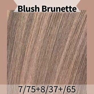 Wella blush Brunette formula – #Blush #Brünette #…