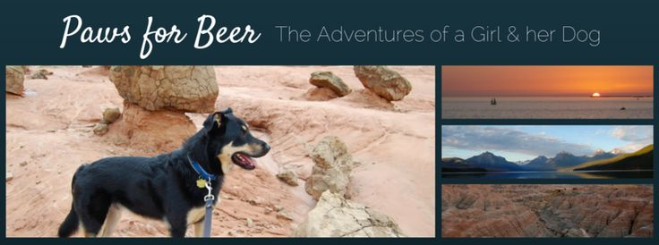 GREAT TRIP PLANS FOR DOG FRIENDLY TRAVELERS!!!  LOVE THIS LADY'S BLOG!!! Paws for Beer's Spring 2015 Trip: Utah/Colorado/Arizona/Wyoming -