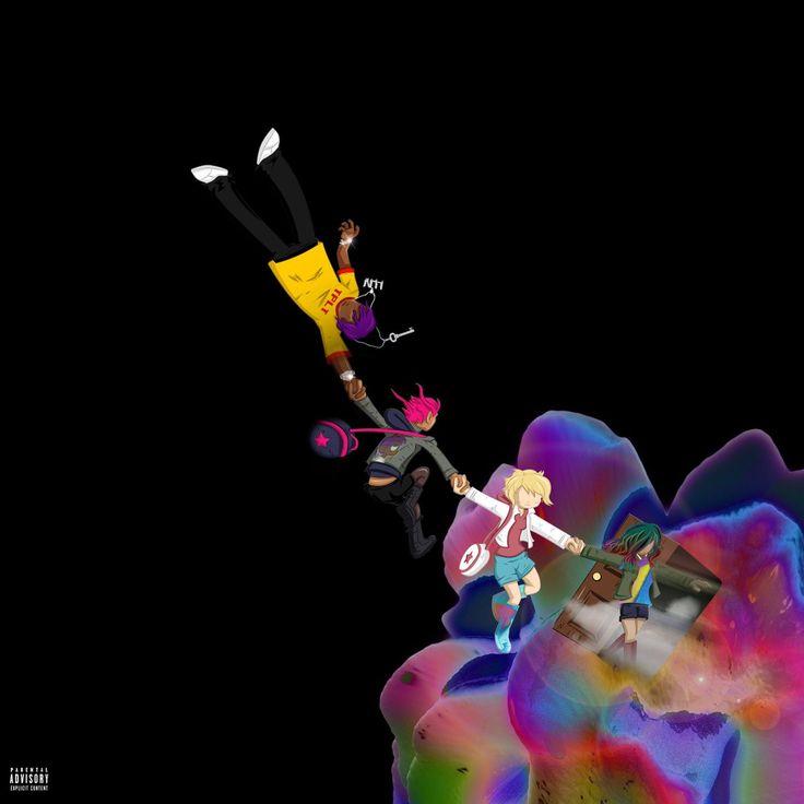 Image result for lil uzi vert album covers