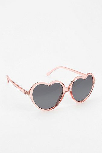Pink One Size Womens Sunglasses
