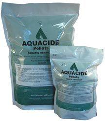 Aquacide Pellets, Aquatic Herbicide, Lake Weed Control | Aquacide Co.