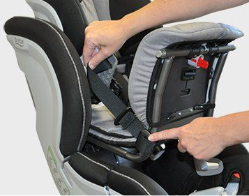 Car Seat Installation At The Cleveland Clinic