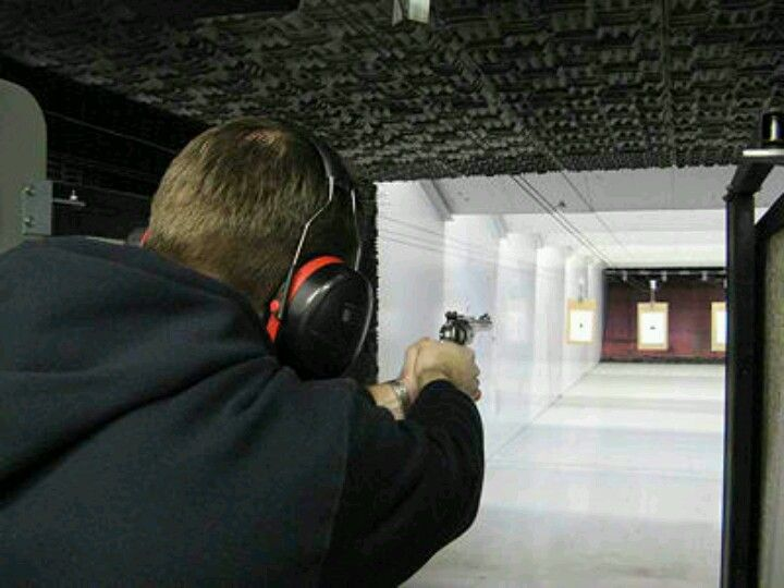 In Home Indoor Shooting Range