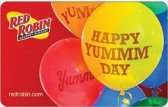 Red Robin Balloon Gift Card  Order at http://www.amazon.com/Red-Robin-Balloon-Gift-Card/dp/B002SC9E3C/ref=zg_bs_2973100011_98?tag=bestmacros-20