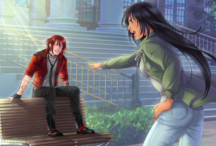 Pin De Georgi Em Anime Cartoon Castiel Amor Doce Castiel