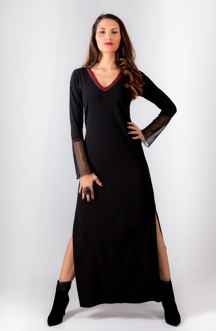the black rose dress winter 2015