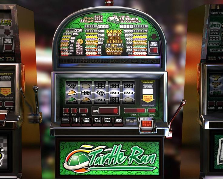 Turtle run! Classic 5 reel slot! For more games register on http://casino-goldenglory.com/