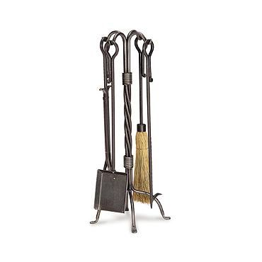 Traditional Fireplace Tool Set