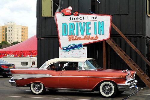 Grease! Drive In Cinema Style | Heroine in Heels