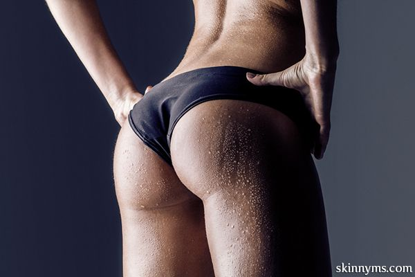 5 Easy Moves to Reshape Your Butt, #glutesworkout #buttworkout #buttlift