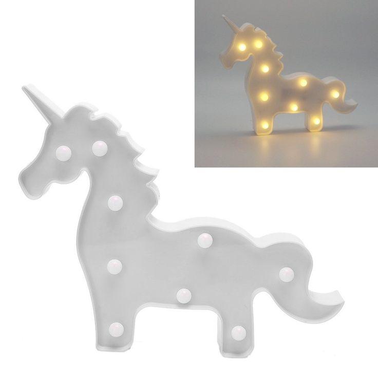 Die besten 25+ Einhorn lampe Ideen auf Pinterest Kinderzimmer - anbauwand verschonern dekoideen