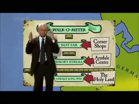 Horrible Histories New Report on the Crusades - Gives a good overview of the Crusades and has some funny facts as well.