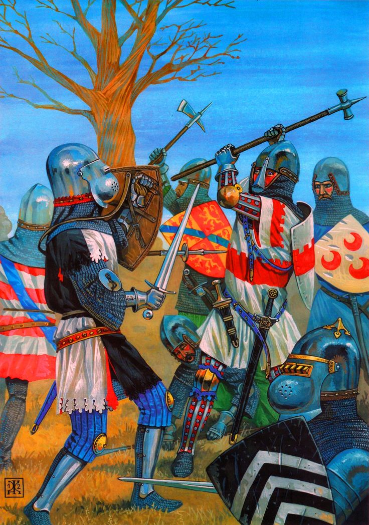 316 best images about hundred years war art on pinterest for Combat portent 30 22