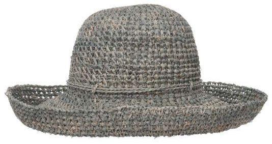 Pin for Later: Behaltet einen kühlen Kopf mit diesen coolen Sommerhüten  Seeberger Hut Raffia grau (ursprünglich 45 €, jetzt 15 €)