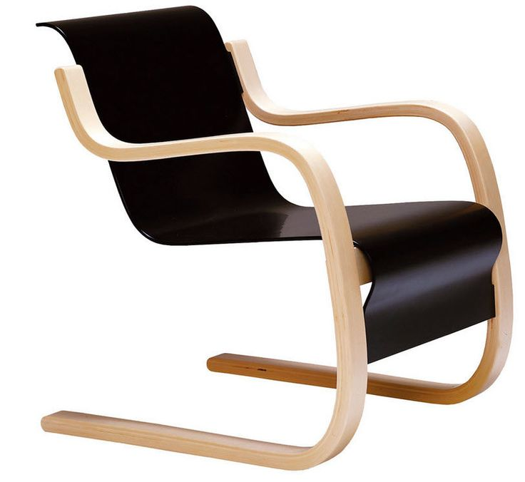 Scandinavian Modern Furniture Modern Sled Base Chair Design Contempor
