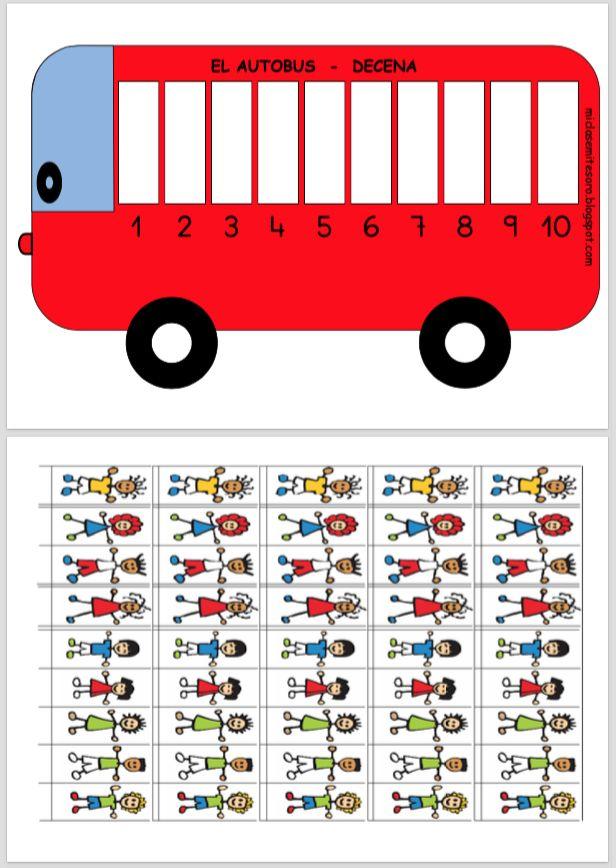 Autobús de las decenas                                                                                                                                                                                 Más
