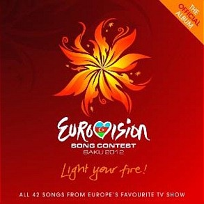 Eurovision Song Contest - Baku 2012 -Various Artists