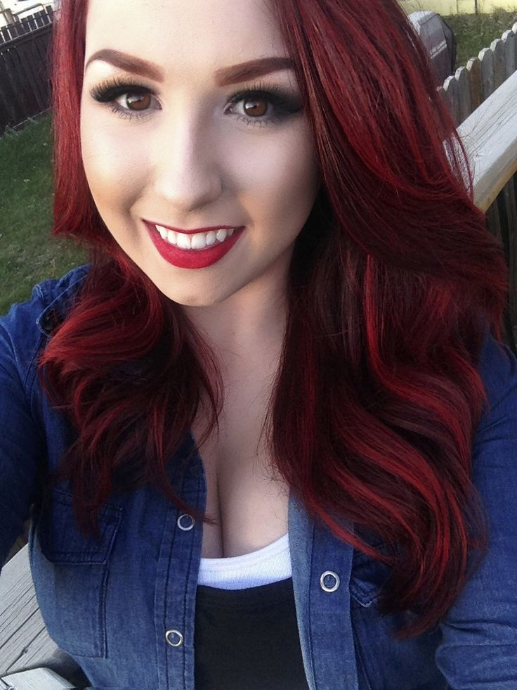 Joico Vero K Pak Color Intensity Red Hair Color In 2019