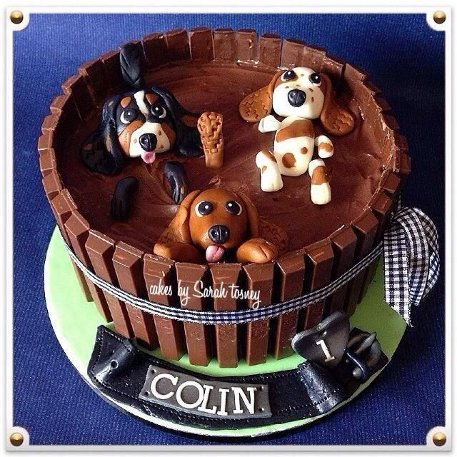 17 Best images about Dog Themed Cakes on Pinterest ...