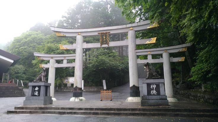 三峰神社 Mitumine jinjya