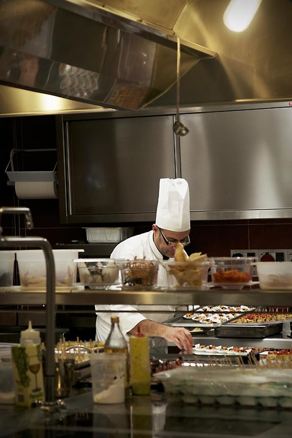 Lo chef e la cucina sottovuoto