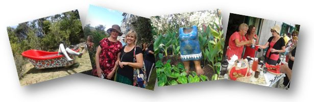 The Annual Great Barrier Island Garden Tour
