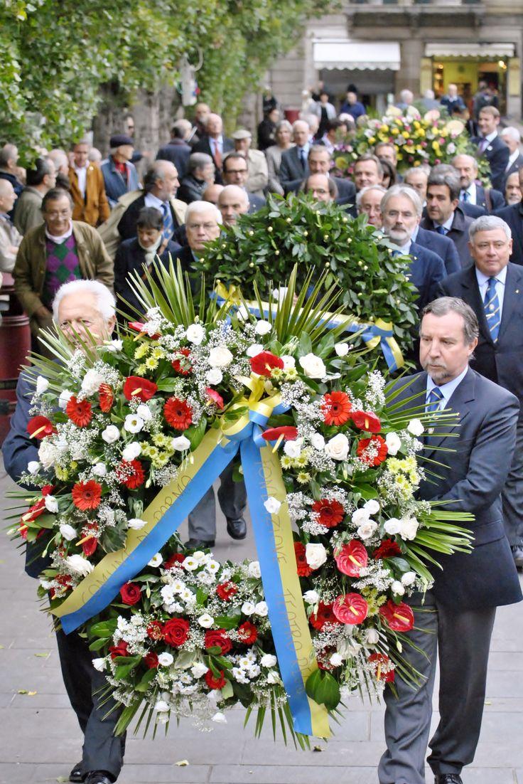 Cerimonia in onore di Giuseppe Verdi (Ph. Annalisa Andolina)