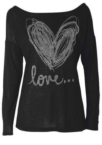 Love Heart/ Bleach pen???