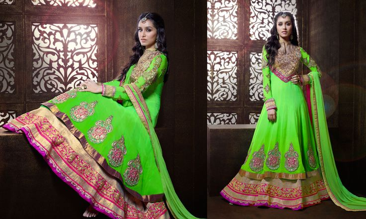 Ethnic Station presents you exquisite Shraddha Kapoor collection only on www.ethnicstation.com