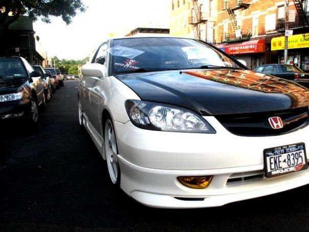 Superbe Top Dos Tops H Civic 2004 Type R