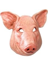 Saw Pig Mask - Party City #partycity #halloween